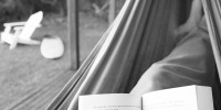 1Nov13 - LP - Reading in Hammock
