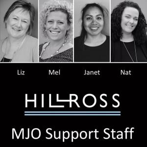 MJO Support Staff