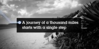Capture - a journey of a thousand miles